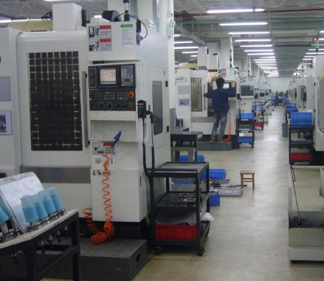 CNC加工